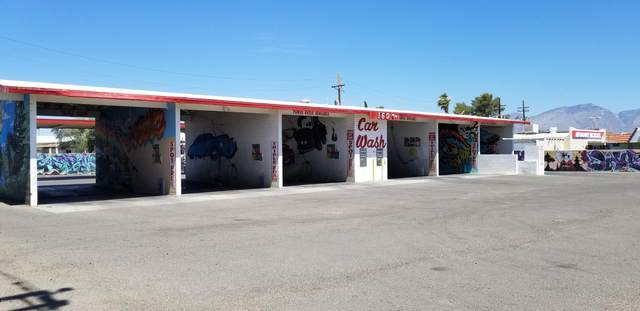 160 S Sarnoff Drive, Tucson, AZ 85710 (#22119825) :: Keller Williams