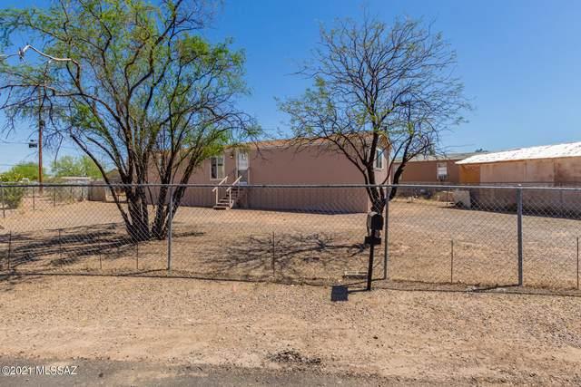 5953 S Cloverleaf, Tucson, AZ 85757 (#22119842) :: Keller Williams