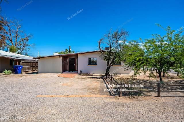 3175 E 29Th Street, Tucson, AZ 85713 (MLS #22119844) :: The Property Partners at eXp Realty