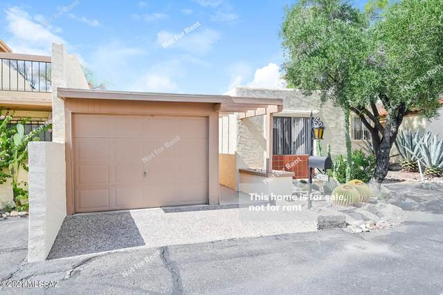 617 E Camino Alteza, Tucson, AZ 85704 (MLS #22119846) :: The Luna Team