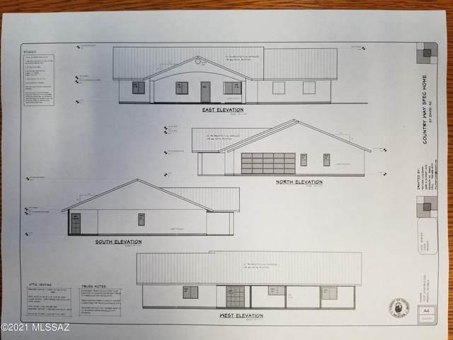 Lot 5 N Williams Way #5, St. David, AZ 85630 (MLS #22119848) :: The Property Partners at eXp Realty