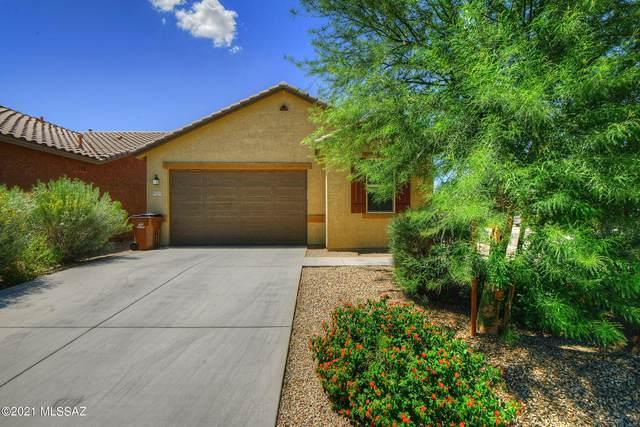 11751 W Boll Bloom Drive, Marana, AZ 85653 (MLS #22119855) :: The Luna Team