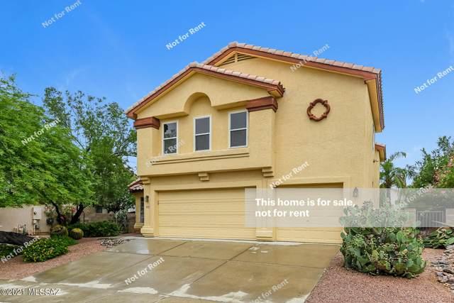 3046 W Corte Madelena, Tucson, AZ 85741 (MLS #22119856) :: The Luna Team