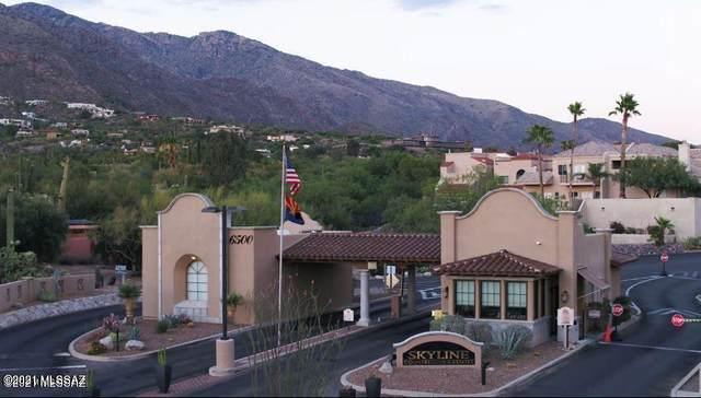 5416 E Gleneagles Drive #207, Tucson, AZ 85718 (MLS #22119858) :: The Luna Team