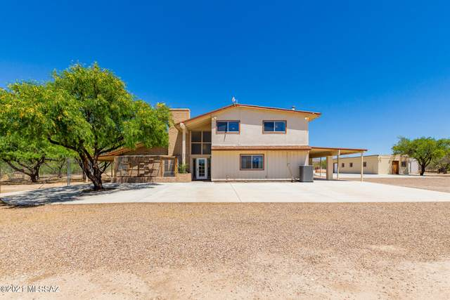 13360 S Bell Road, Benson, AZ 85602 (MLS #22119866) :: The Luna Team