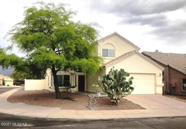 11832 N Labyrinth Drive, Tucson, AZ 85737 (#22119883) :: Long Realty - The Vallee Gold Team