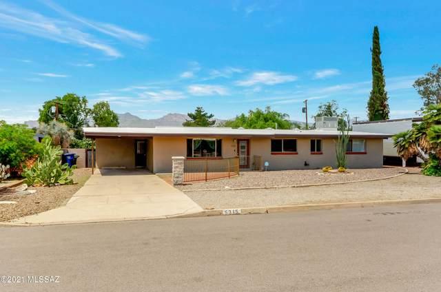 5315 E Hawthorne Street, Tucson, AZ 85711 (#22119892) :: Tucson Real Estate Group