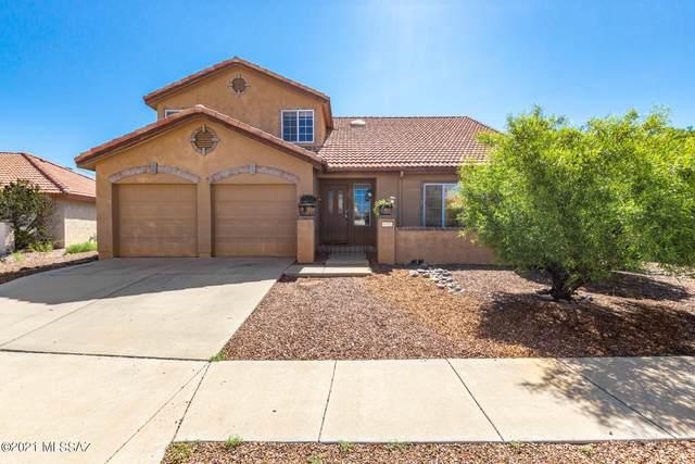 71 S Gold Mine Loop, Tucson, AZ 85748 (#22119894) :: The Josh Berkley Team