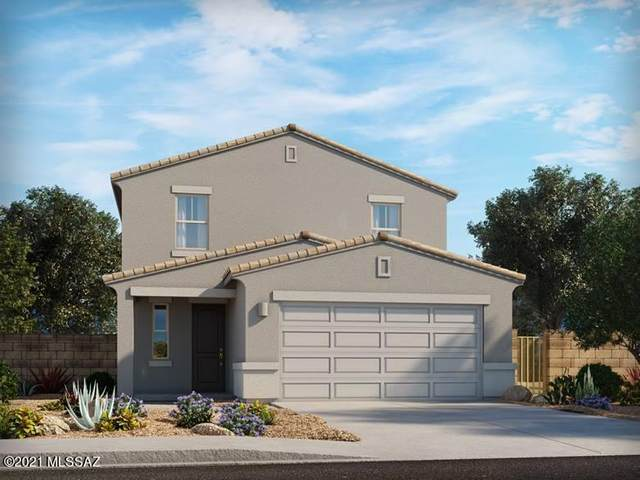 10728 W Dickerson Drive, Marana, AZ 85653 (#22119914) :: The Local Real Estate Group | Realty Executives