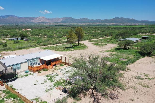 2241 N Rivers Edge Road, Benson, AZ 85602 (MLS #22119915) :: The Property Partners at eXp Realty