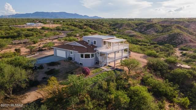 670 W Via Javalina, Benson, AZ 85602 (MLS #22119946) :: The Property Partners at eXp Realty