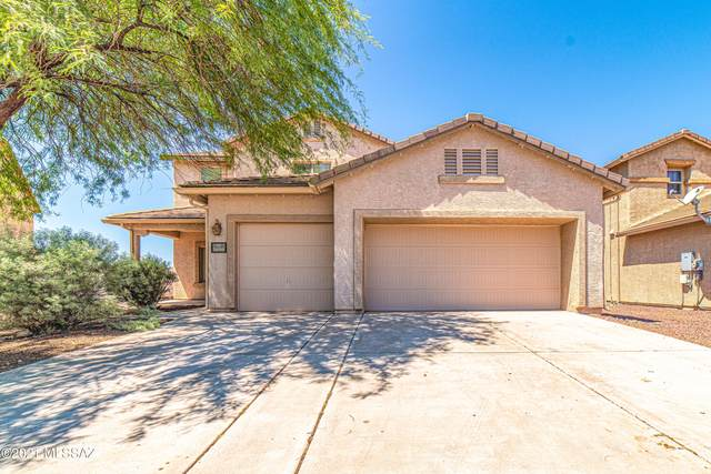 34168 S Ranch Road, Red Rock, AZ 85145 (#22119951) :: Long Realty - The Vallee Gold Team