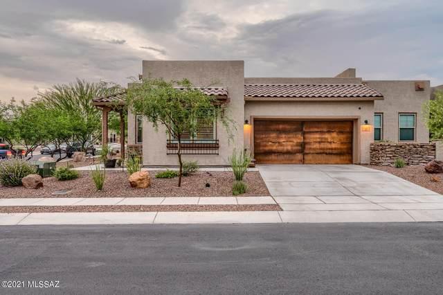 23 E Peralta Canyon Court, Oro Valley, AZ 85755 (#22119961) :: AZ Power Team