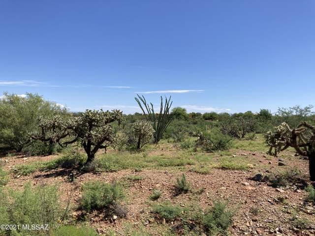 657 E Canyon Rock Road #47, Green Valley, AZ 85614 (#22119972) :: AZ Power Team