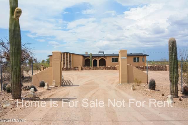 16150 W Sandy Street, Marana, AZ 85653 (#22119974) :: AZ Power Team