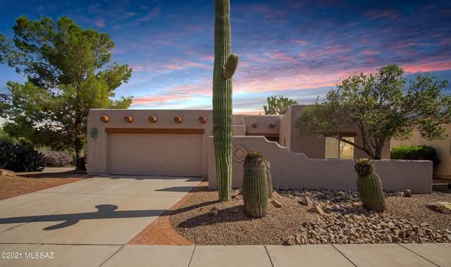 563 W Mickelson Lane, Green Valley, AZ 85614 (#22119983) :: AZ Power Team