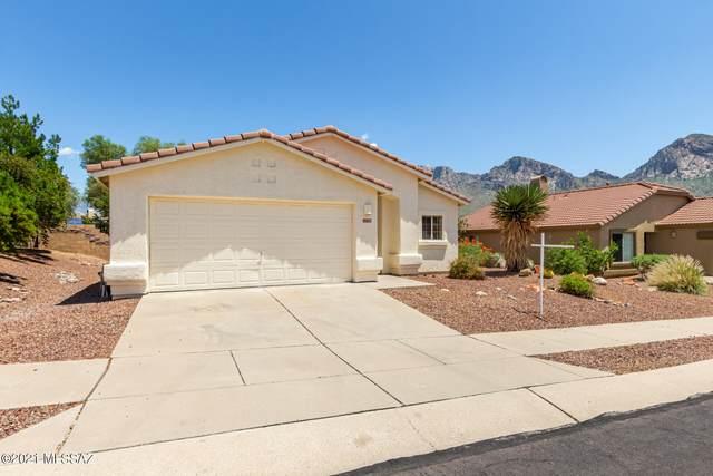 10760 N Avenida Vallejo, Oro Valley, AZ 85737 (#22119994) :: AZ Power Team