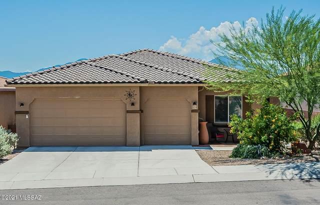 804 N Camino Cerro La Silla, Green Valley, AZ 85614 (#22120010) :: Elite Home Advisors | Keller Williams