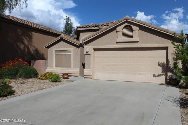 8844 W Twin Peaks Brook Drive, Tucson, AZ 85743 (#22120046) :: AZ Power Team