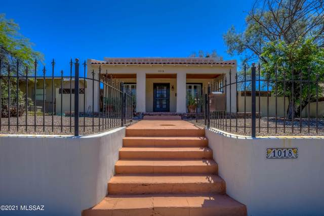 1018 N 7th Avenue, Tucson, AZ 85705 (#22120048) :: Long Realty - The Vallee Gold Team