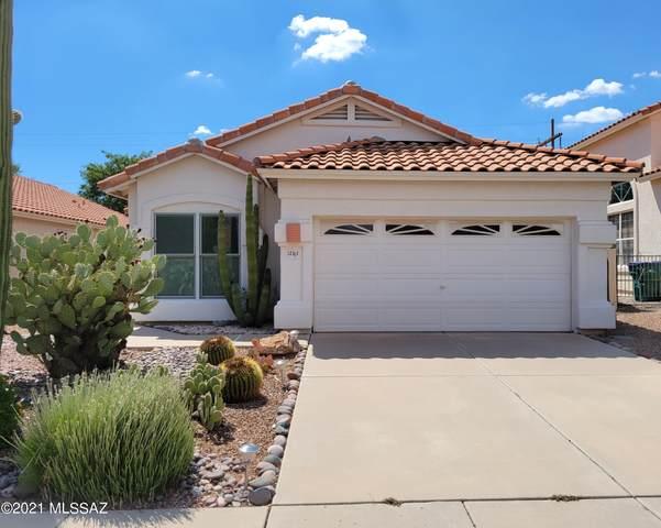 12163 N Seasons Loop, Oro Valley, AZ 85755 (#22120063) :: AZ Power Team