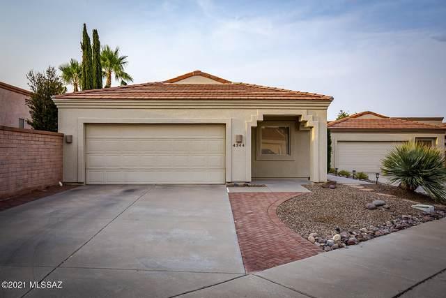 4344 S Desert Jewel Loop, Green Valley, AZ 85622 (#22120085) :: AZ Power Team