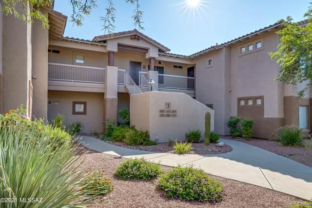 655 W Vistoso Highlands Drive #107, Oro Valley, AZ 85755 (#22120124) :: AZ Power Team