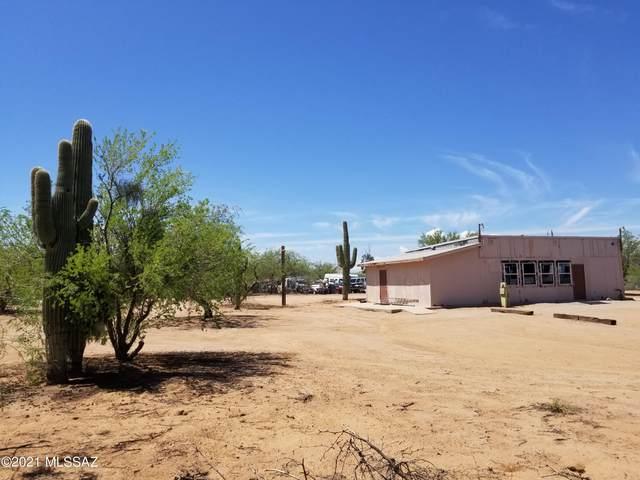 12331 W Picture Rocks Road, Tucson, AZ 85743 (#22120130) :: AZ Power Team
