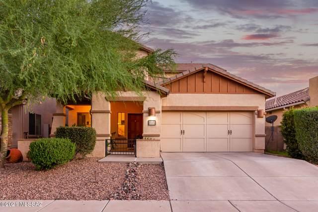 1243 W Versilia Drive, Tucson, AZ 85755 (#22120133) :: Luxury Group - Realty Executives Arizona Properties