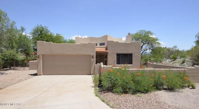 4922 W Paseo De Las Colinas, Tucson, AZ 85745 (#22120141) :: AZ Power Team