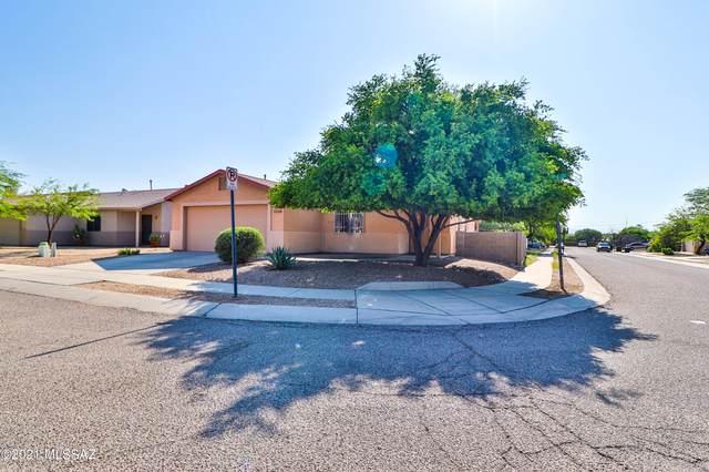 3153 S Doucette Lane, Tucson, AZ 85713 (#22120161) :: AZ Power Team
