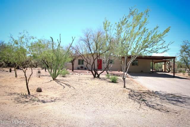 225 W Spring Valley Drive, Oro Valley, AZ 85704 (#22120169) :: Keller Williams