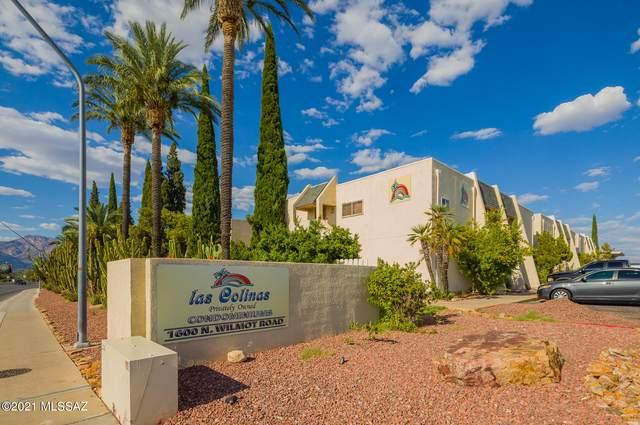 1600 N Wilmot Road #326, Tucson, AZ 85712 (#22120173) :: Gateway Partners International