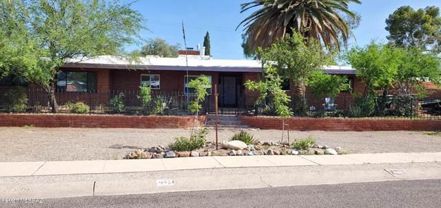 4321 E 7Th Street, Tucson, AZ 85711 (#22120174) :: Keller Williams