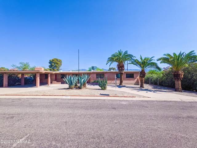 7051 E 4Th Street, Tucson, AZ 85710 (#22120181) :: Keller Williams