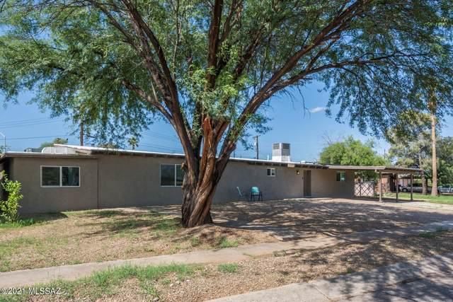 7144 E Kingston Drive, Tucson, AZ 85710 (#22120211) :: Gateway Partners International
