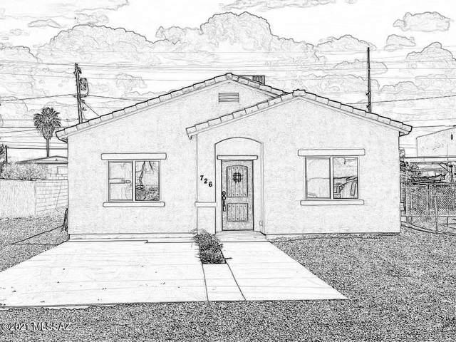 1361 S Camino Santiago, Tucson, AZ 85713 (#22120255) :: Tucson Real Estate Group