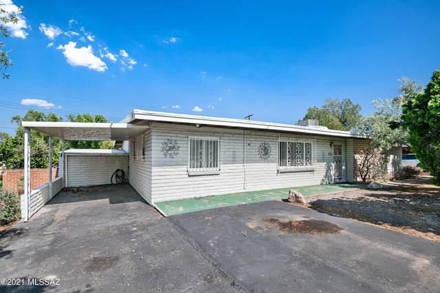 740 N Camino Santiago, Tucson, AZ 85745 (#22120337) :: Tucson Real Estate Group