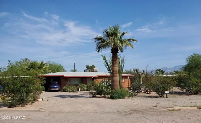 824 S Magnolia Avenue, Tucson, AZ 85711 (#22120416) :: Tucson Real Estate Group