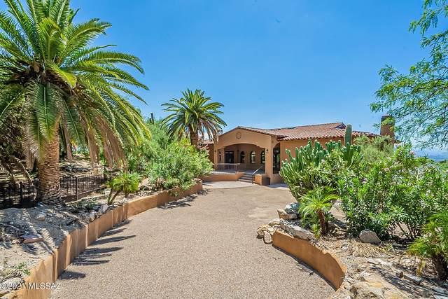 5238 E Mission Hill Drive Drive, Tucson, AZ 85718 (#22120452) :: Kino Abrams brokered by Tierra Antigua Realty