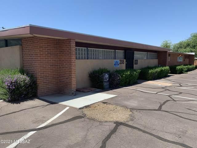 208 S Stratford Drive, Tucson, AZ 85716 (#22120500) :: The Dream Team AZ
