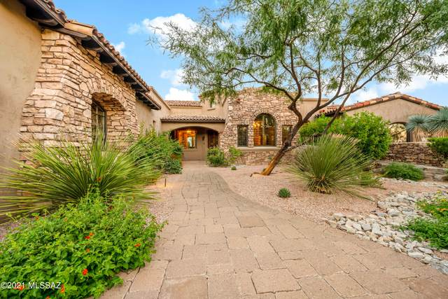 14546 N Shaded Stone Place, Oro Valley, AZ 85755 (#22120559) :: The Local Real Estate Group   Realty Executives