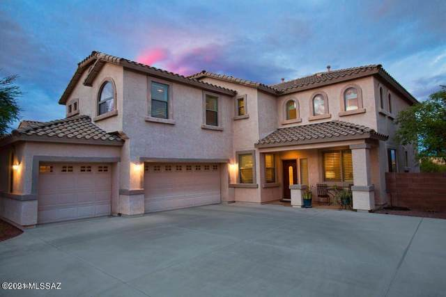 5034 N Louis River Way, Tucson, AZ 85718 (#22120636) :: Long Realty - The Vallee Gold Team