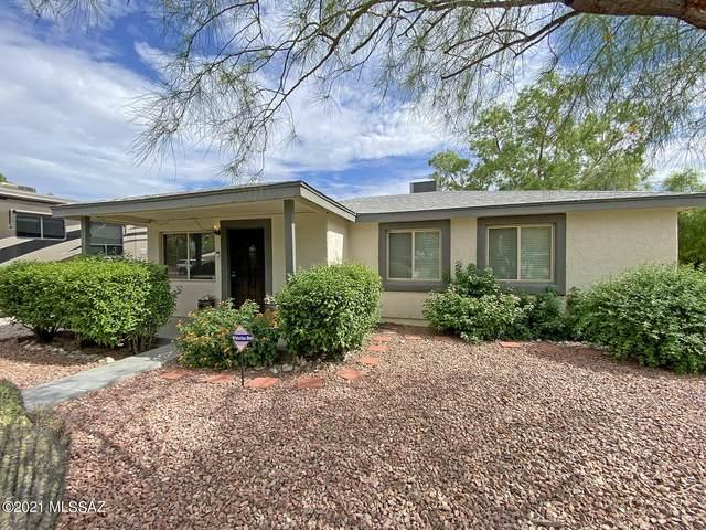 4448 E Timrod Street, Tucson, AZ 85711 (#22120667) :: Long Realty - The Vallee Gold Team