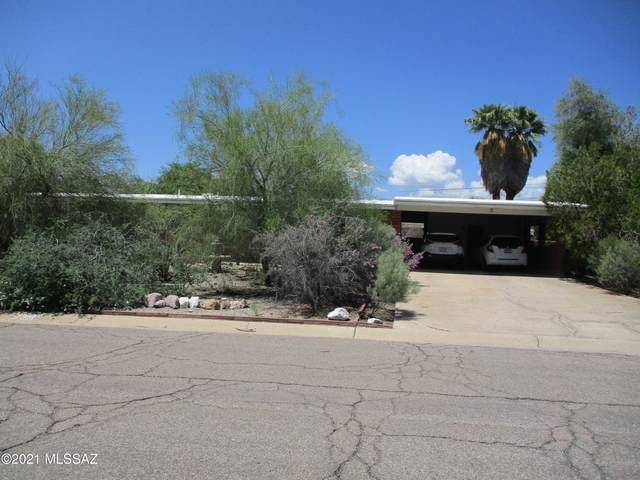 6611 E Paseo San Ciro, Tucson, AZ 85710 (#22120725) :: Long Realty - The Vallee Gold Team
