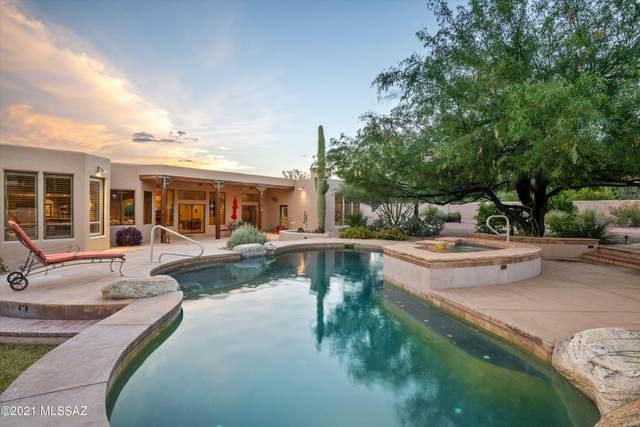 6100 N Canon Del Pajaro, Tucson, AZ 85750 (#22120733) :: The Dream Team AZ