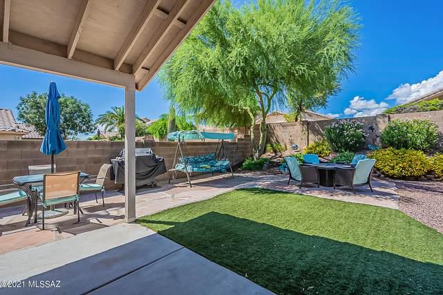 2644 W Desert Bluffs Court, Tucson, AZ 85742 (#22120765) :: Gateway Partners International