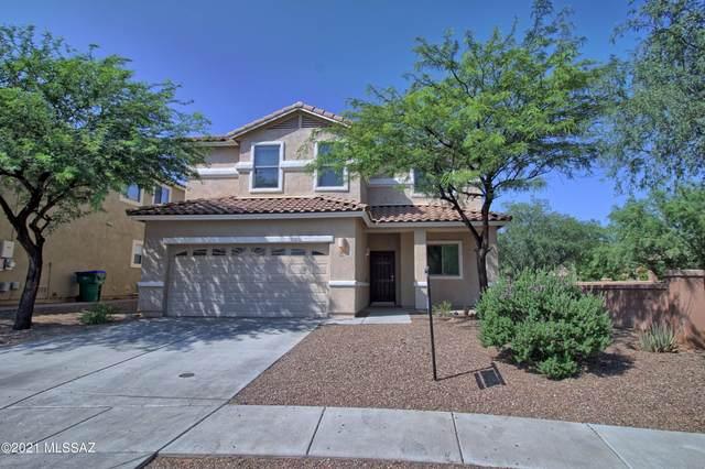 384 W Corte Planga, Sahuarita, AZ 85629 (#22120794) :: The Local Real Estate Group | Realty Executives