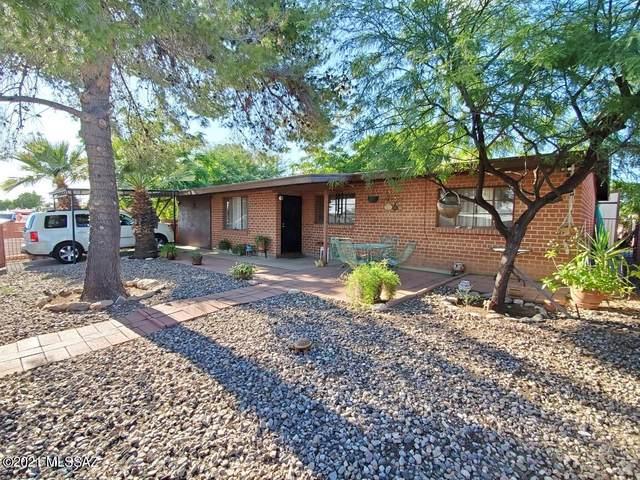 948 W Thurber Street, Tucson, AZ 85705 (#22120795) :: Gateway Partners International