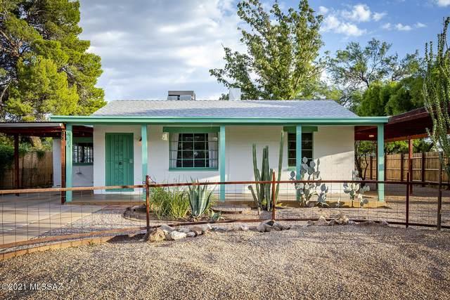 1026 E Simmons Street, Tucson, AZ 85719 (#22120796) :: Tucson Real Estate Group